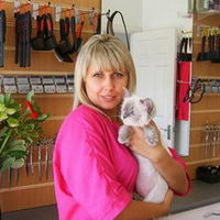 Picture of Edita - Beautician of Pet Universe Grooming Salon