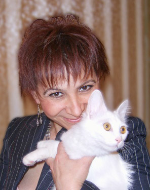 Svetlana - the founder of Pet Universe