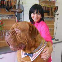 Picture of Svetlana - founder of Pet Universe Grooming Salon